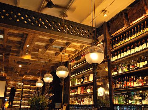 Foto Iluminaci N Restaurante Cheri Barcelona De Dajor