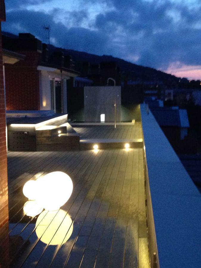 Iluminaci n ambiental en terraza cantabria ideas - Iluminacion terraza ...