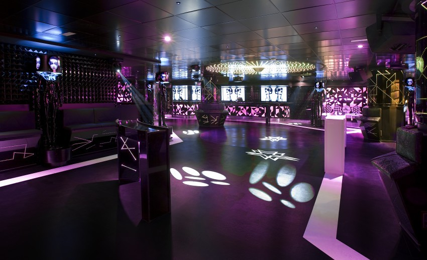 Foto iluminaci n video led le boutique club de - Iluminacion led tenerife ...
