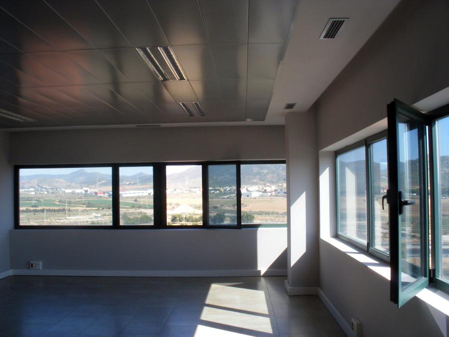 Imagen de la oficina para la que se realiza la licencia de actividad
