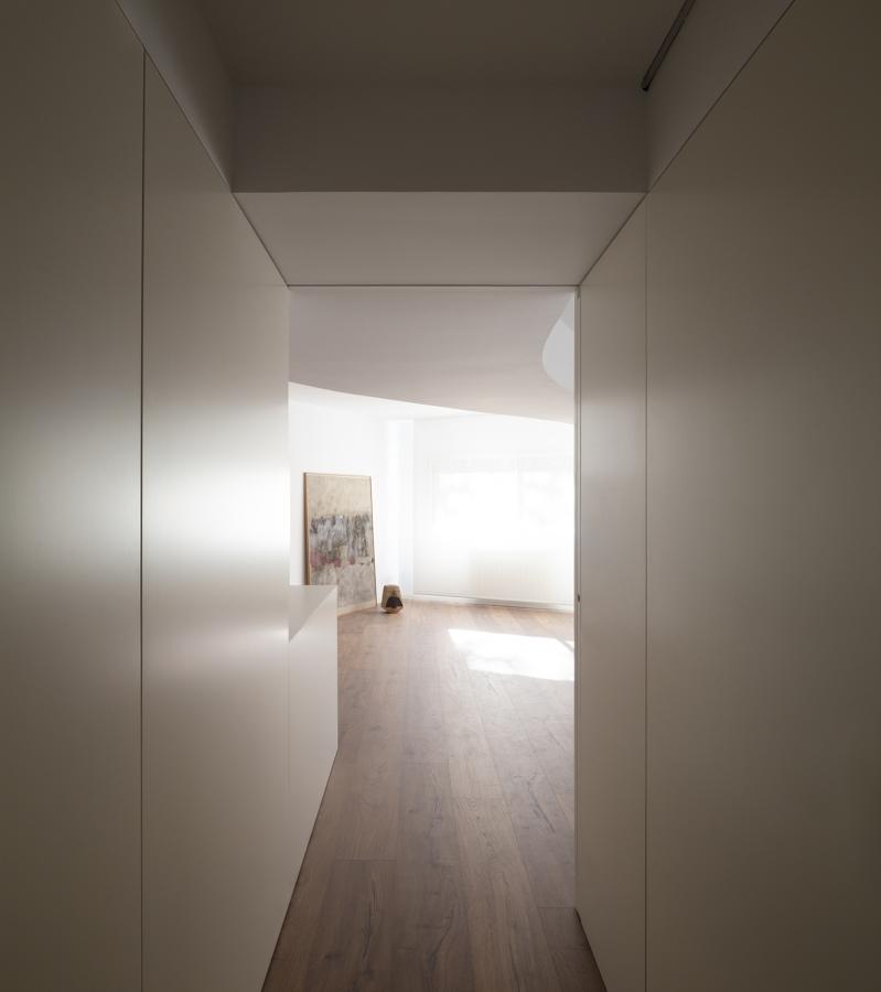 Imagen desde el pasillo