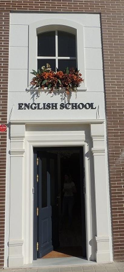 """Imagen e interiorismo de """"English School"""" en Albufera - Alicante"""