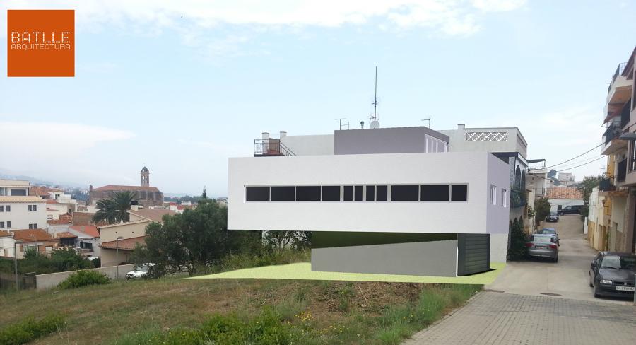 Imagen exterior de la casa