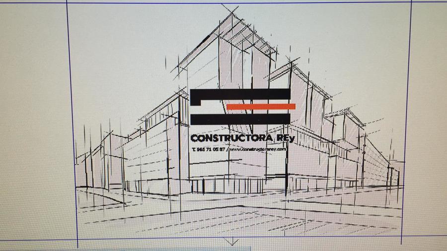 Imagen logo constructora REy