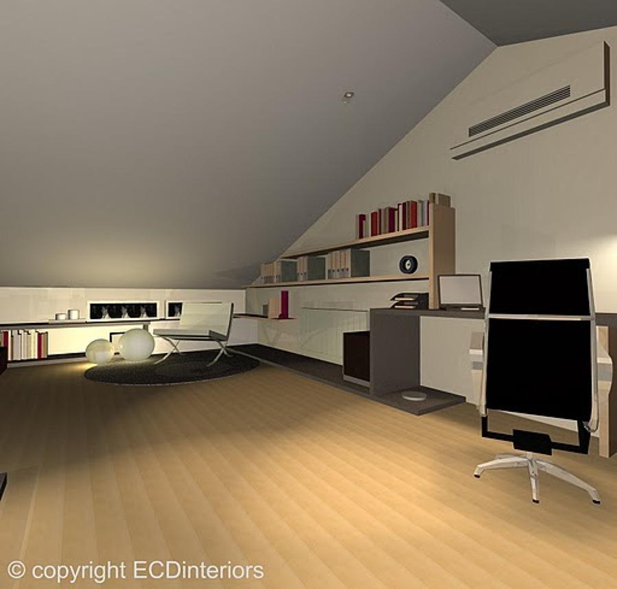 Imagen renderizada del proyecto