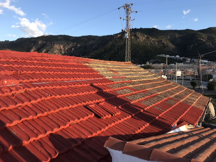 Impermeabilizaci n de tejado ideas aislamiento - Impermeabilizacion de tejados ...