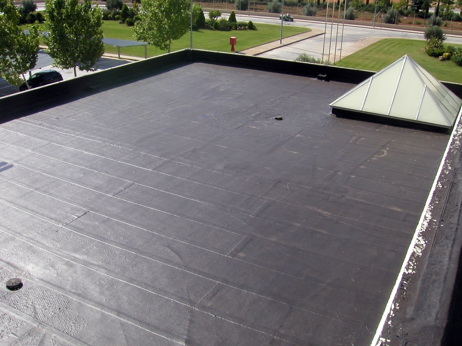 Impermeabilizacion cubierta plana senoble iberica ideas for Tipos de cubiertas inclinadas