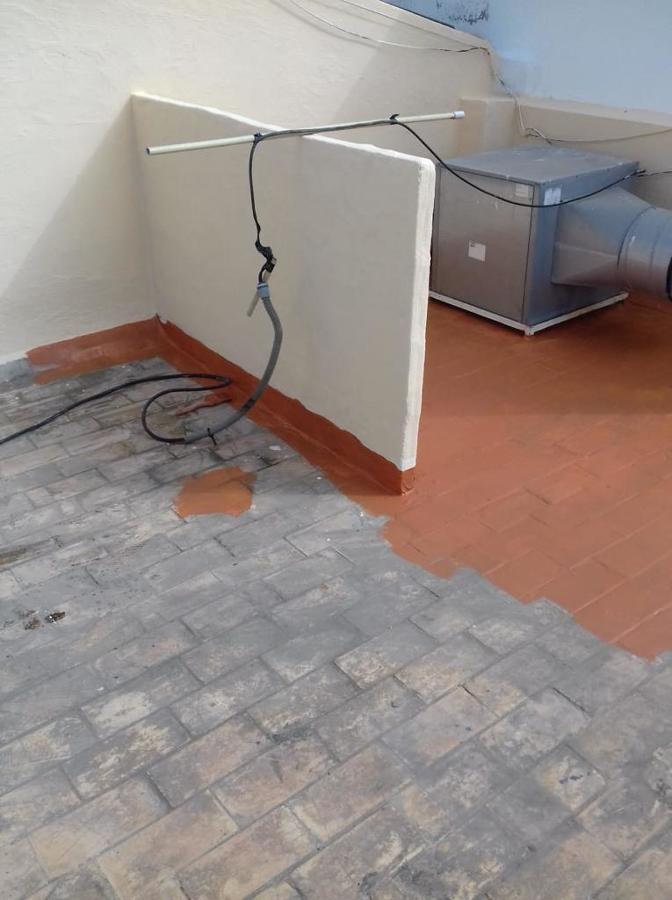 Impermeabilización de azotea piso y paredes