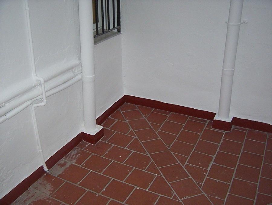 Impermeabilizar paredes patio ideas impermeabilizaciones - Impermeabilizar paredes interiores ...