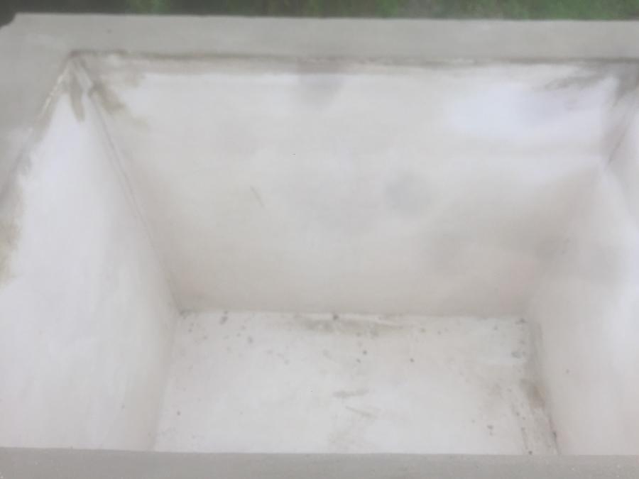 Impermeabilización pequeño aljibe