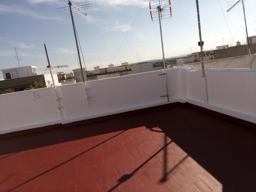 Impermeabilizacion terraza.