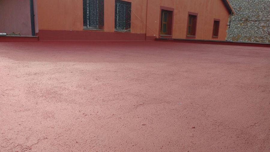 Impermeabilización terraza 4