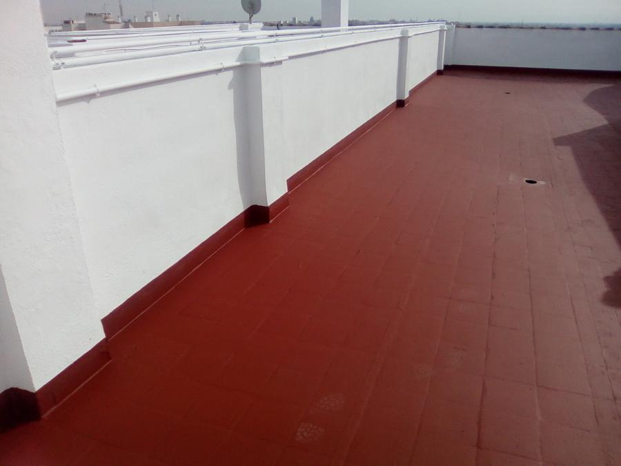Impermeabilizacion de cubiertas y terraza ideas reformas - Como impermeabilizar una terraza ...
