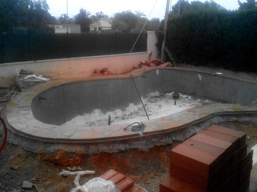 Foto impermeabilizacion vaso piscina de stefan druga for Vaso piscina