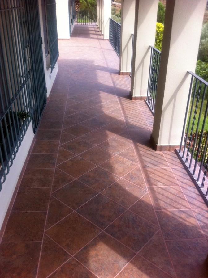 Impermeabilizaci n y rehabilitaci n de terraza en vivienda for Viviendas para terrazas