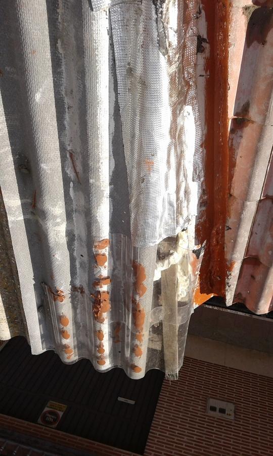 Foto impermeabilizaciones de aliceres construcci n for Tejados madera ourense