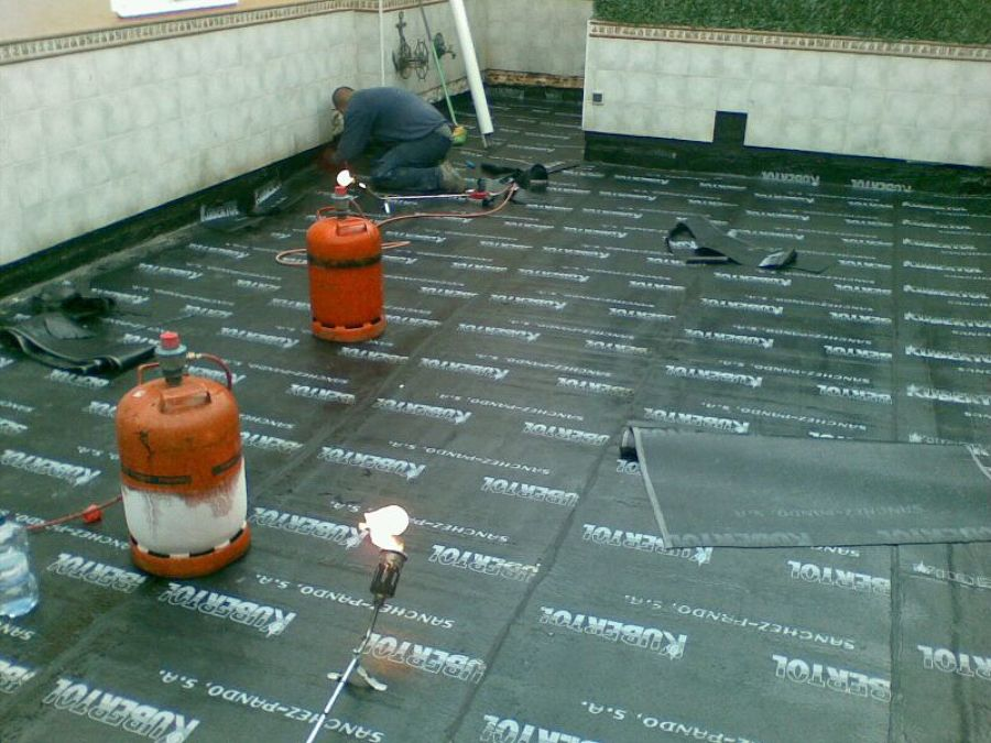 impermeabilizaciones con tela asfaltica