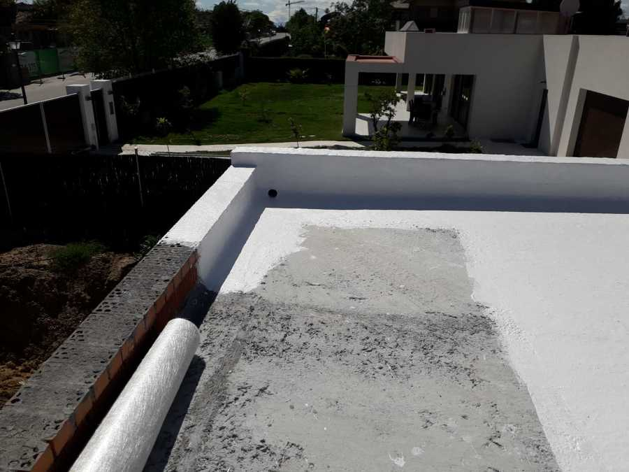 Impermeabilizaciones de cubiertas
