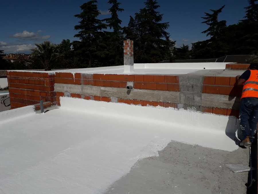 Impermeabilizaciones de edificios