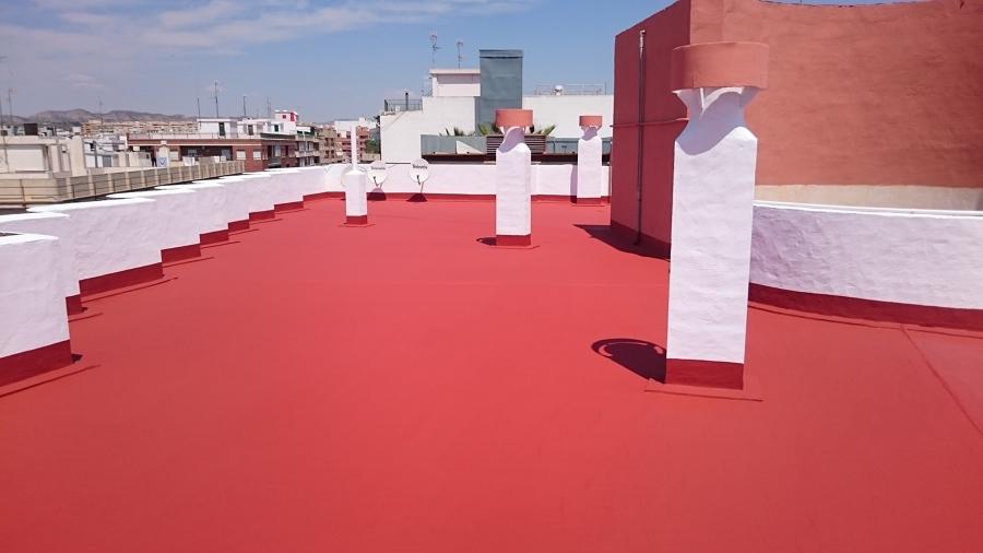 impermeabilizante de terraza
