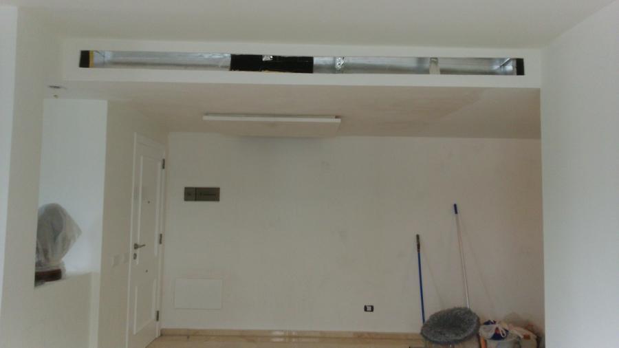 Instalaci n vivienda baja silueta ideas aire acondicionado for Rejillas aire acondicionado regulables