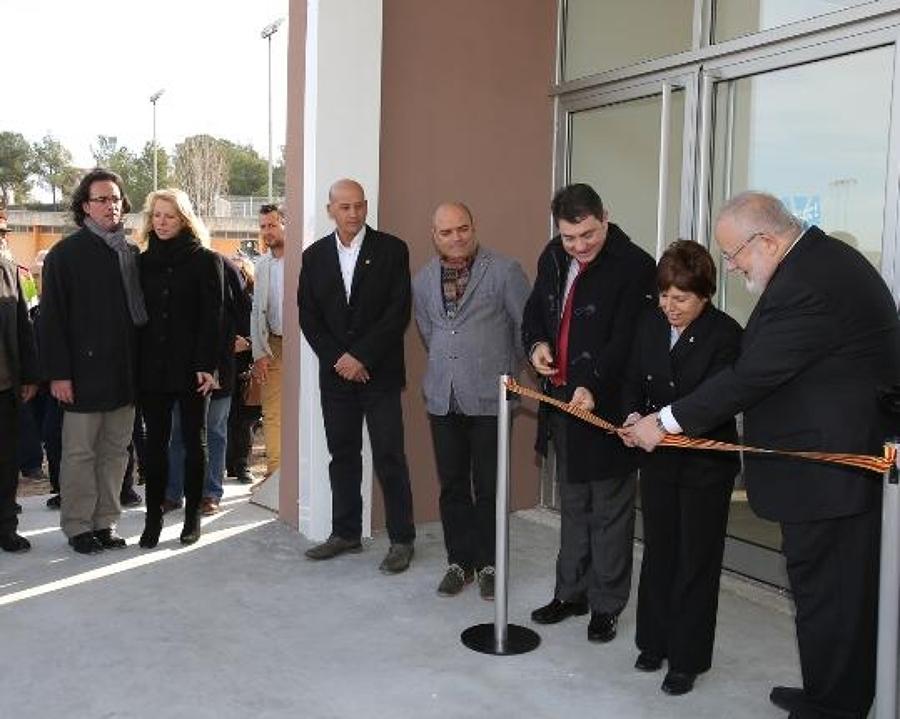 Inauguración oficial del Centro