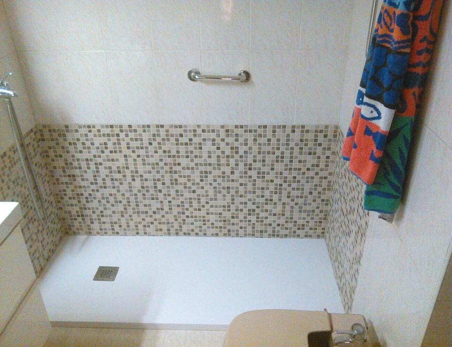 Inba o cambio ba era por plato de ducha en valdemoro for Cambiar banera por ducha sin obras