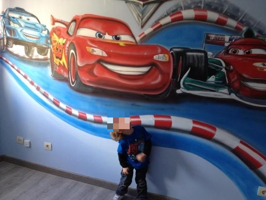 infantil cars