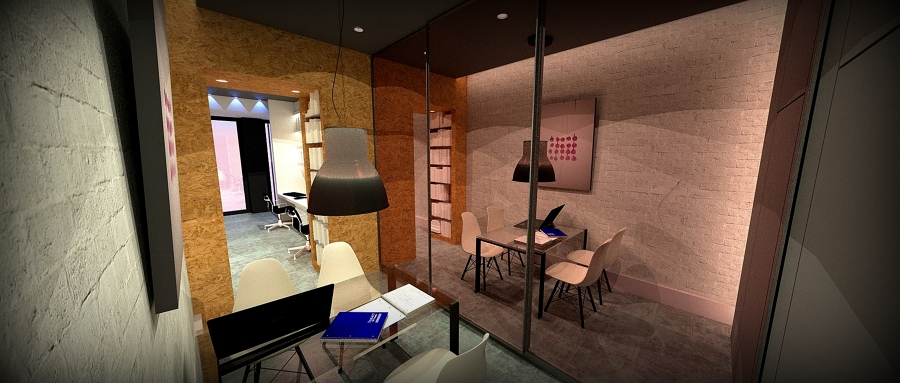 Proyecto de adecuaci n de local comercial infograf as ideas arquitectos t cnicos - Proyecto local comercial ...