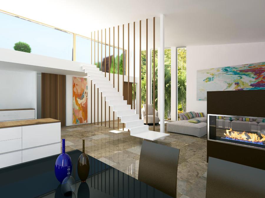 Infografía promoción inmobiliaria