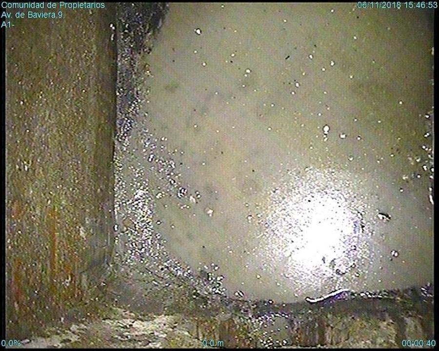 inspección arqueta