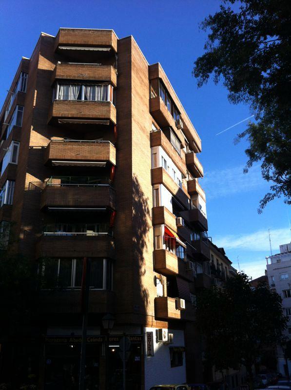 Inspección Técnica- C/ Marques de Zafra. Madrid