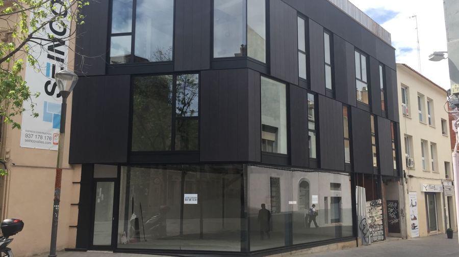 Instalació de finestres alumini