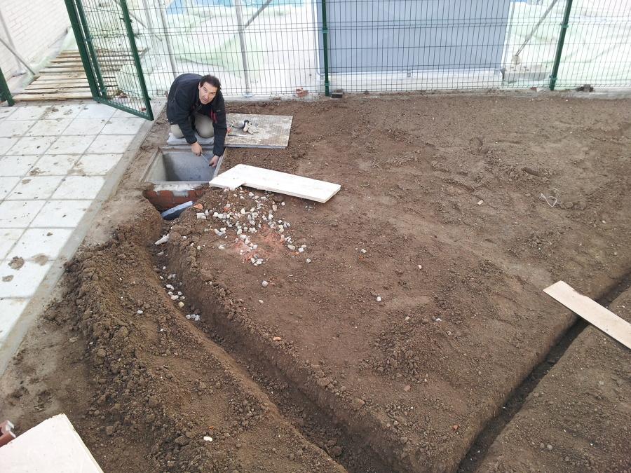 Ajardinamiento urbanizaci n valdebebas ideas paisajistas for Instalacion riego jardin