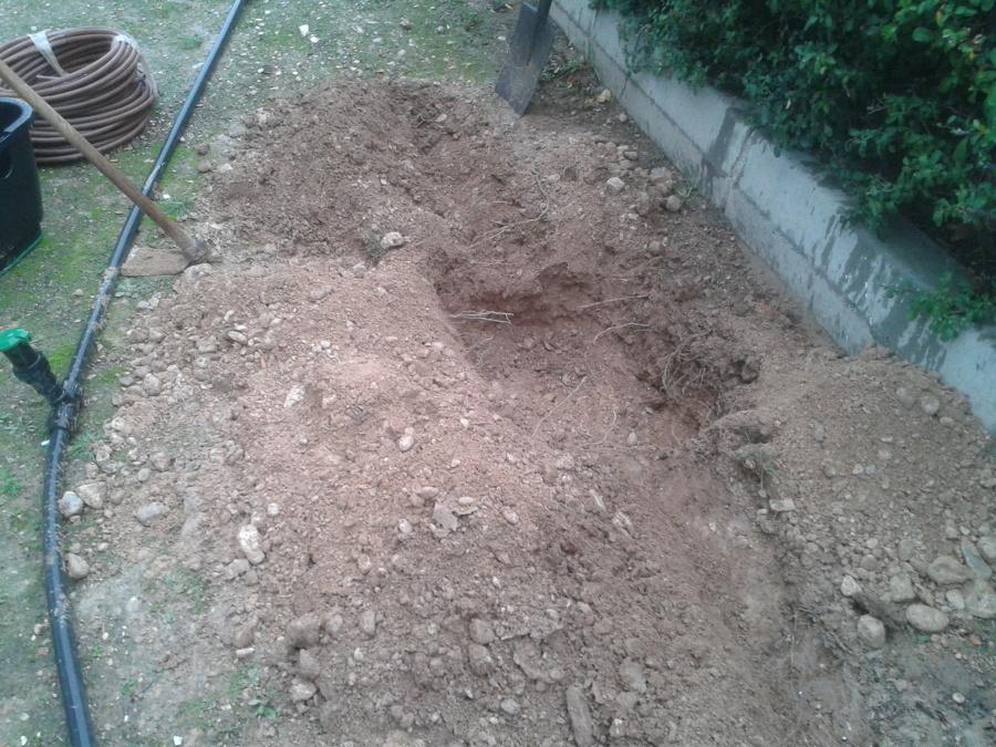 instalacion riego por goteo: