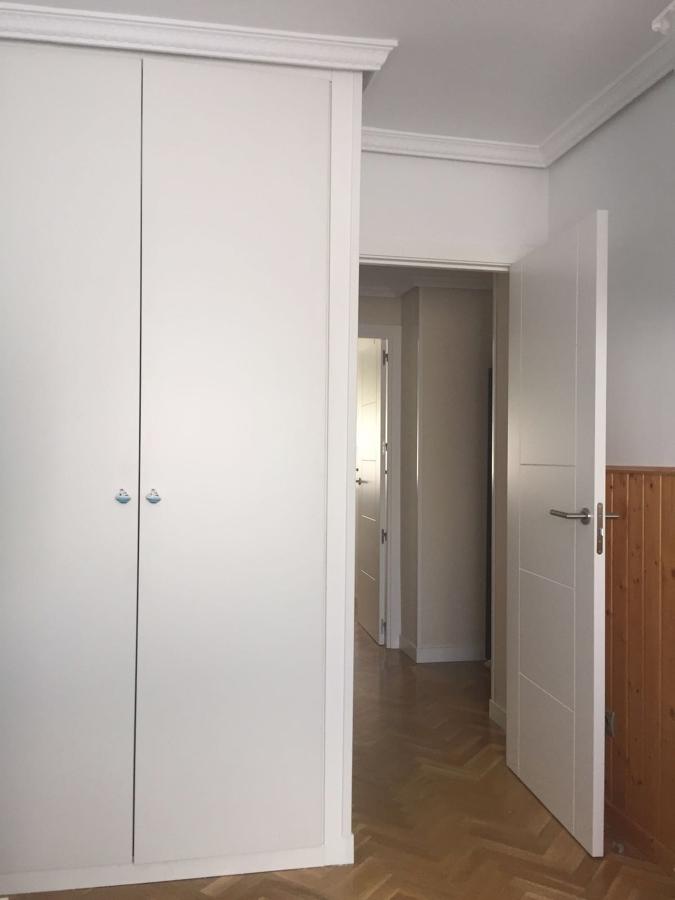 Cambio de puertas y pintura en madrid ideas parquetistas - Cambio de puertas ...
