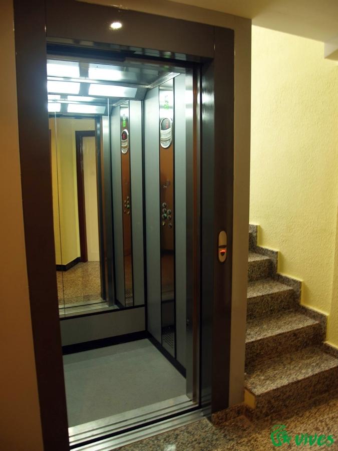 Instalación de ascensor en comunidad de propietarios