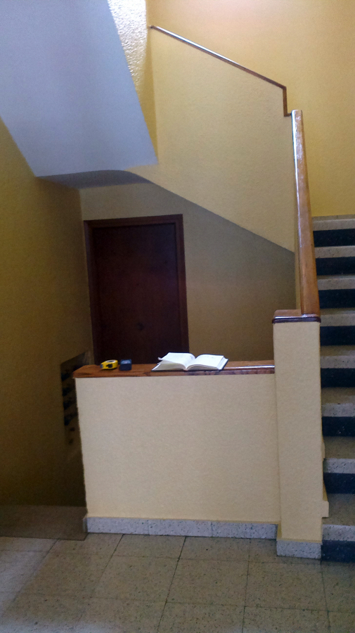 Instalaci n de acensor en hueco de escalera ideas ascensores - Precio instalacion ascensor ...