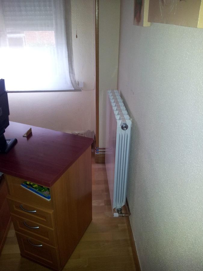 Instalación de Calefacción en Barrio Txorierri,en Leioa.