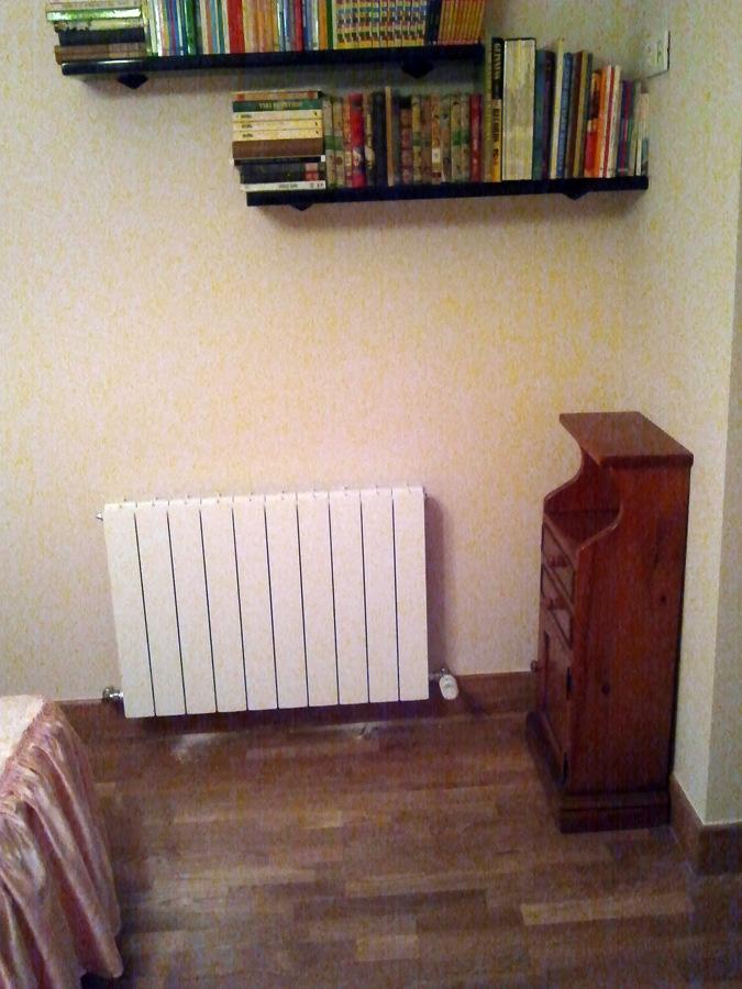 Instalaci n de calefacci n en chalet de fruniz ideas - Calefaccion en casa ...