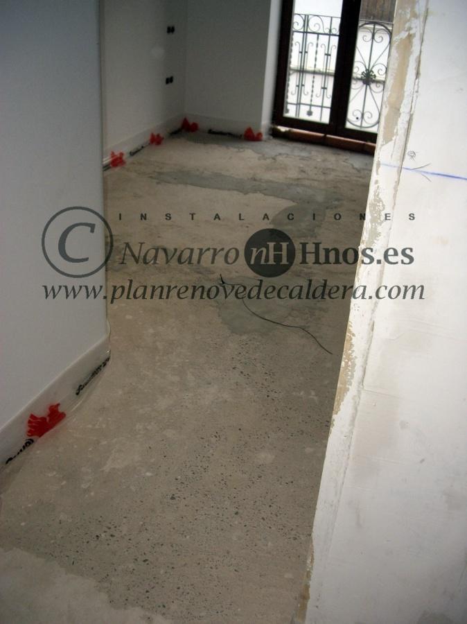 Foto instalaci n de calefacci n por suelo radiante en el - Instalacion suelo radiante ...