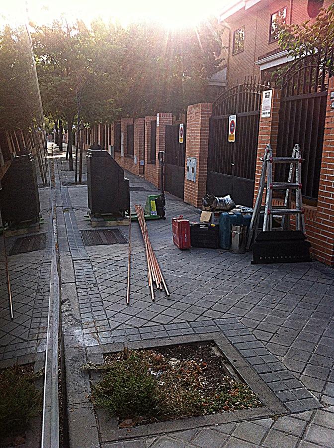 Instalaci N Y Construcci N De Chimenea En Torrej N De