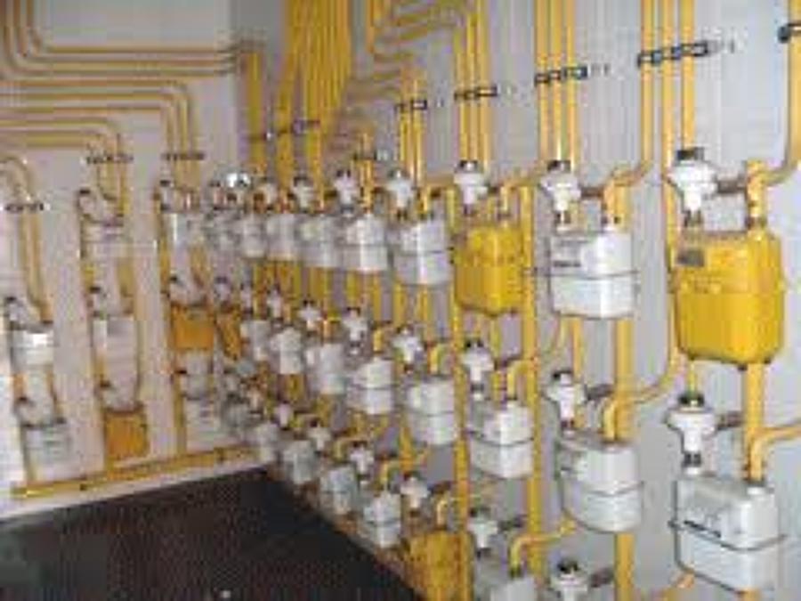 instalacion de contadores de gas natural