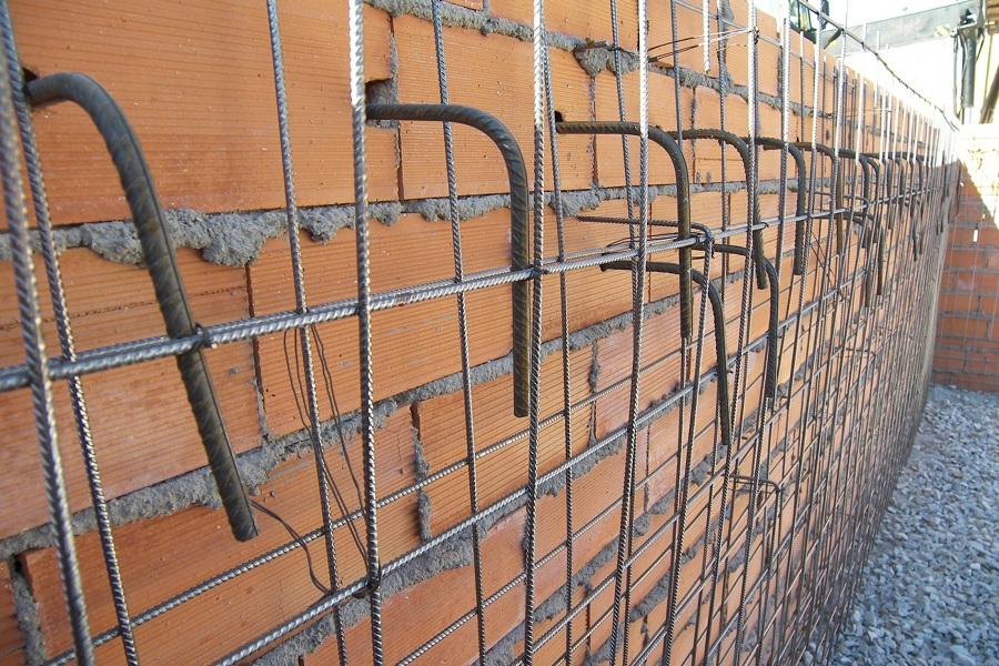 Instalación de ferraya en paredes