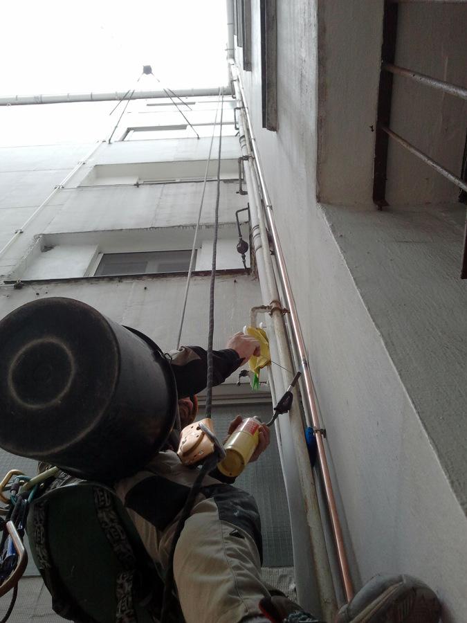 Instalación de Gas Natural en Sestao