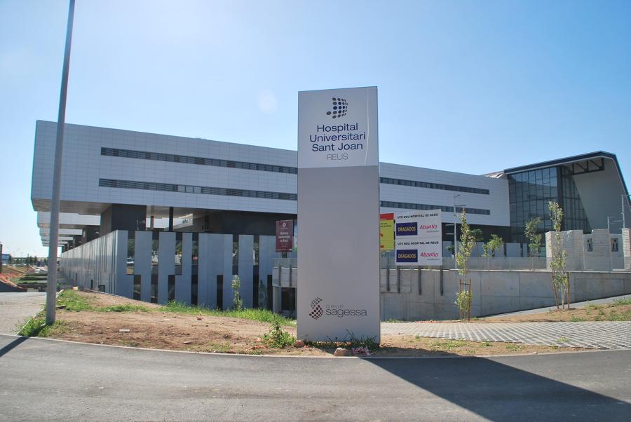 INSTALACIÓN DE GAS NATURAL HOSPITAL NOU DE REUS