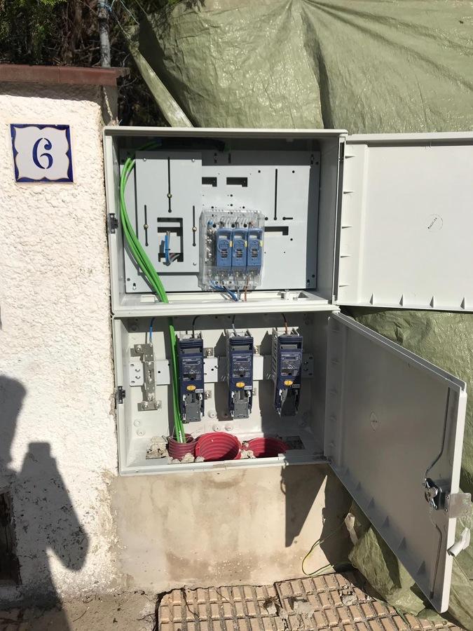 Instalación de la nueva CGP