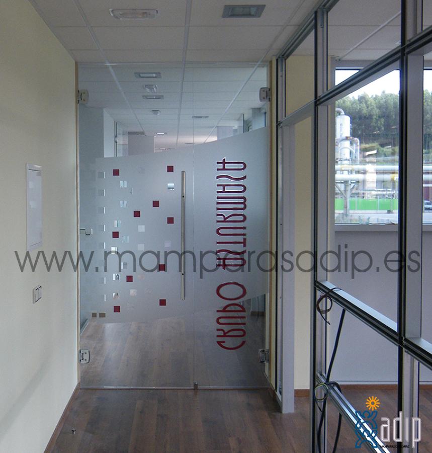 Mamparas de oficina ideas muebles for Muebles de oficina gijon