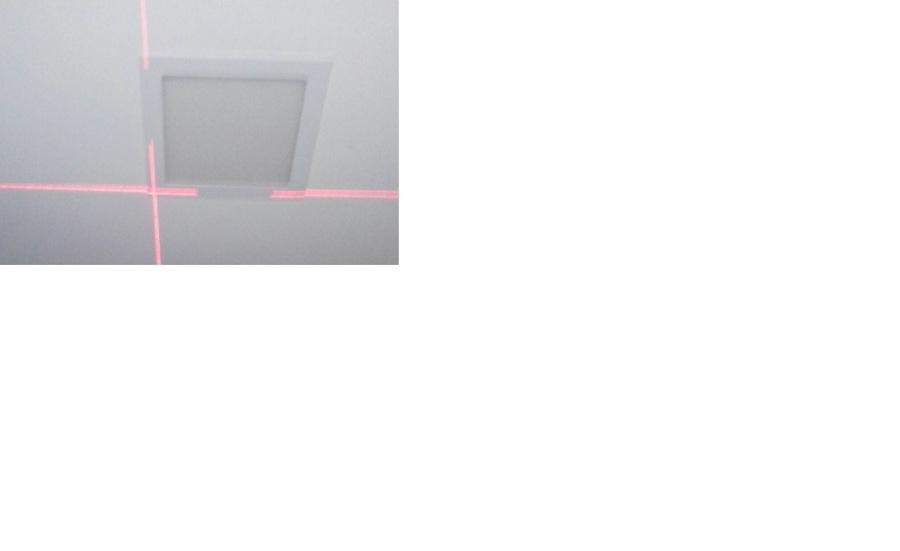 INSTALACION DE PANELES LED