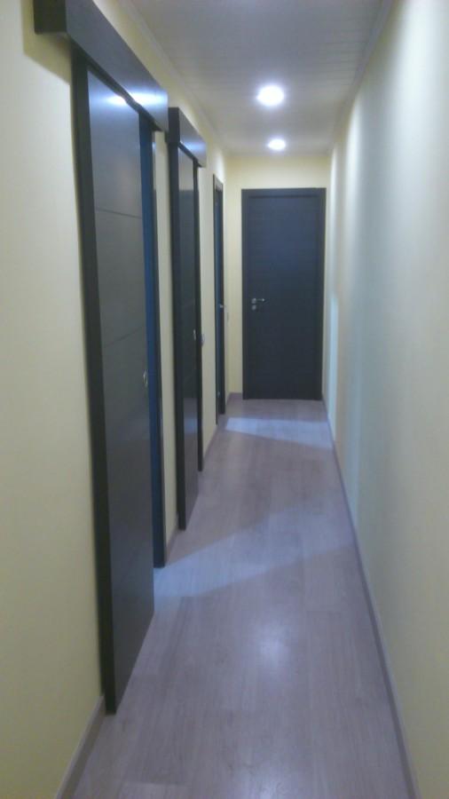 Totfusta instalacion de parquet puertas y altillo ideas for Instalacion de parquet